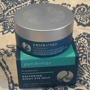 Patchology Restoring Night Gel Eye Pads Retinol